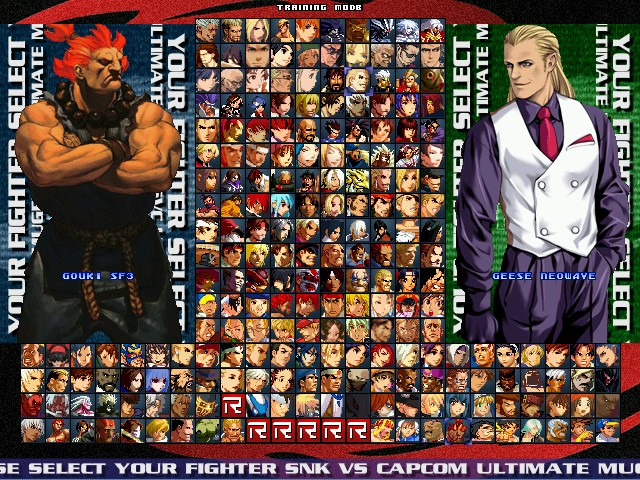 SNK vs Capcom: Ultimate Mugen