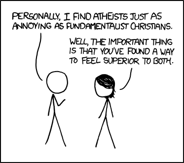 ESR - xkcd: Atheists - Offtopic Forum