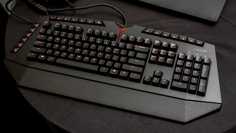 Lenovo Y Mechanical Gaming Keyboard Review Big And Not Very Bold Gearopen
