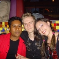 Sujoy, Purri and Liefje