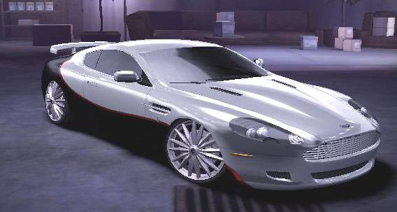 ESR - NFS Carbon - my DB9!