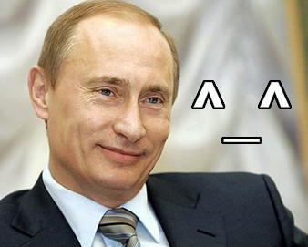 Ask me, President Vladimir Putin, a Question - Page 23