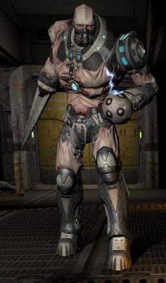 ESR - Favorite SP Doom3 / Quake4 Maps & Mods