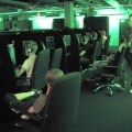Quake 4 players in action